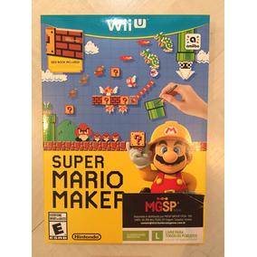Super Mario Maker Wiiu
