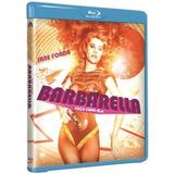 Blu Ray - Veja Barbarella Faça Como Ela