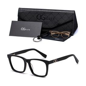 b94ce308d117f Armação Oculos Ogrife P  Grau Og 501-c Masculino Original. R  80