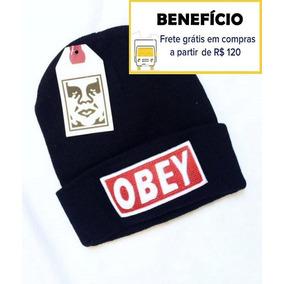 Touca Obey Toucas - Acessórios da Moda no Mercado Livre Brasil 5068f04cc00