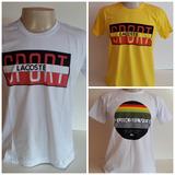 0790f01735860 Kit20 Camiseta Camisas Masculina Multimarca Atacado+ Brindi