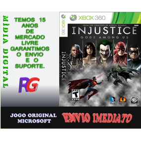 Injustice: Gods Among Perfil Compartilhado Roraima Games