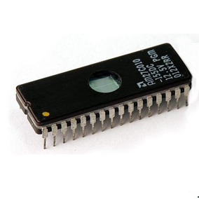 Eprom Amd Am27c010 -155dc 12.75v Pgm