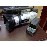 Cámara Profesional Minidv Canon Gl2 Excelente Estado