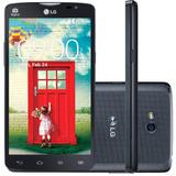 Lg L80 D385 Tv Dual 8mp, 3g, 8gb Android 4.4 - Importado