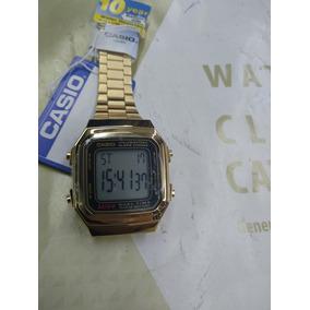 8d73e7d9f72 Relogio Casio A 178 W - Relógios no Mercado Livre Brasil