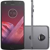 Celular Motorola Moto Z2 Play 64gb Dual Xt1710 Vitrine