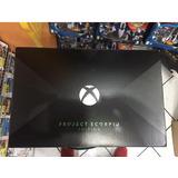 Xbox One X Project Scorpio Edition 1tb Console