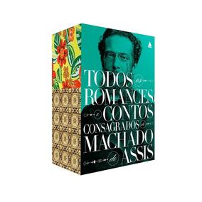 Box Machado De Assis Todos Os Romances E Contos Consagrados