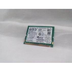 Tarjeta Mini Pci Red Wifi Hp Nx6115 Nx6125
