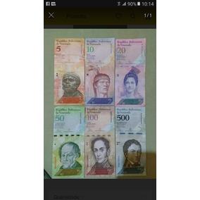 20 Cedulas 100 Bolivares Mbc Frete Grátis