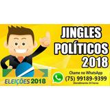 b1b7af01dd Jingle Música Para Campanha Politica Prefeito Vereador no Mercado ...