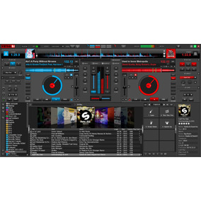 Virtual Dj 8.3 Pro + Skin + 10 Gb De Música (nube)
