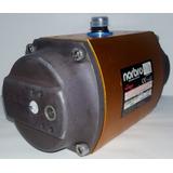 2 Atuador Rotativo Pneumático Norbro 40r - 15 Rda 40 8,3 Bar