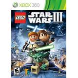 Lego Star Wars 3 Xbox 360