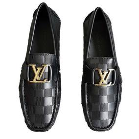 390acbef326 Zapatos Italianos Ferragamo Louis Vuitton Hombre - Zapatos en ...