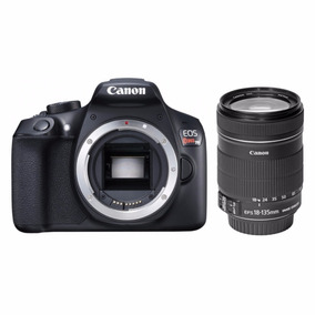 Câmera Canon Eos Rebel T6 Dslr Com 18-135mm Stm 12x S/juros