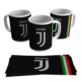 Caneca Juventus Time Cr7 Futebol Escudo Logo Brasão Juve