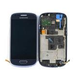 Pantalla + Tactil Samsung S5 Mini Sm-g800m/f Instalada