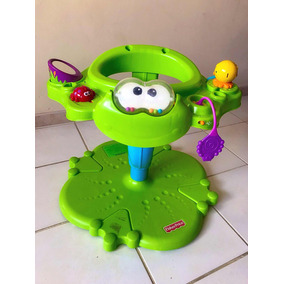 Jumper Frog Fisher Price Sapito Brinca Brinca Fisher-price