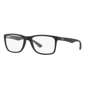 c2b9699cc85a8 Armação Oculos Grau Ray Ban Rb7027 5787 54 Azul Transl Fosco