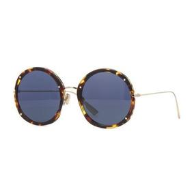 ab90dc9d5e6 Oculos De Sol Redondo Acetato Dior - Óculos no Mercado Livre Brasil