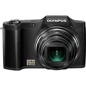 Cámara Olympus Sz15 16mp 24x Hd + Sd 4gb + Mini Trípode