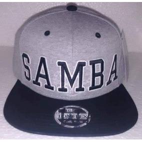 Bone Samba - Bonés para Masculino no Mercado Livre Brasil 020750b9e8c