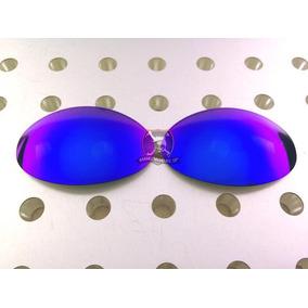 Lentes Neon Blue Para Juliet Oakley Original - Óculos no Mercado ... b93bbed2c1