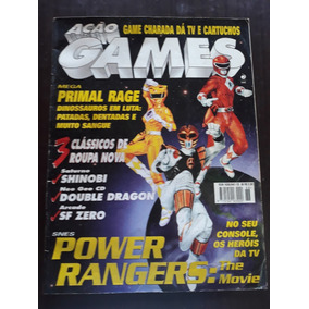 Revista - Ação Games Nº88