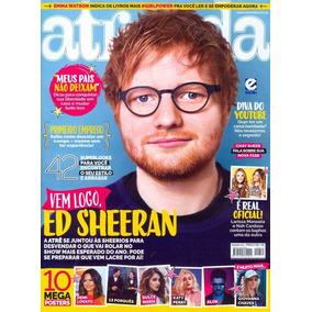 Revista Atrevida Ed. 272 - Ed Sheeran (ed Sheeran No Brasil)
