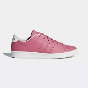 uk availability 8bc05 1c109 Tenis adidas Advantage Clean Qt Rosa Mujer 2631905