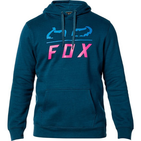 Sudadera Fox Furnace Po Navy Moda Casual