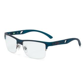 Armação Oculos Grau Mormaii Indico 1 M6010i3953 Azul Petrole 5ecc1fcd8e