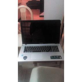 Laptop Asus X750 Memoria Cargador Teclado Disco Repuestos