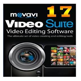 Movavi Vídeo Suíte 17 Novo - Editor De Vídeo Envio Por Email