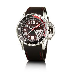 af998d2a31c Relógio Analógico Com Pulseira De Silicone (vermelho) - Joias e ...