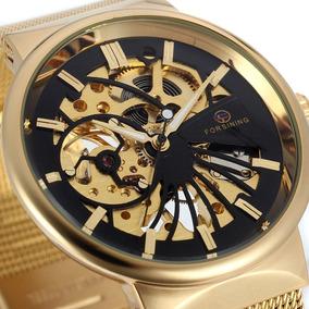 0816a3fbccb1 Reloj Winner Skeleton Sport - Reloj de Pulsera en Mercado Libre México
