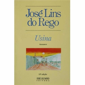 Livro Usina José Lins Do Rego