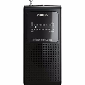 0aaf65f35df Radio Relogio Amfm Philips Aj3010 - Áudio Portátil no Mercado Livre ...