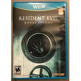 Resident Evil Revelations Wii U* Play Magic