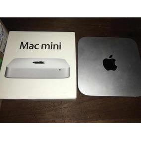 Apple Mac Mini Core I5 De Intel 16gb ( Dos Modulos De 8gb )