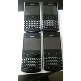 Lote Nokia X2 Cel Usado Câmera Rádio Fm Mp3 Debloq (5 Unid)