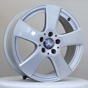 Rodas 17 Mercedes C200 5x112 C180 B200 A200 Originais