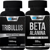 Tribulus 1000mg + Beta Alanina 500mg ( 100% Puro) - Salvador
