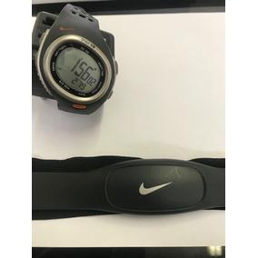 Monitor Cardiaco Nike Triax C8 Com Cinta Fita Nike