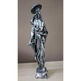 Chinês (42cm) Estatua  Estatueta escultura  Casa  Decoração 4d8cacab7df