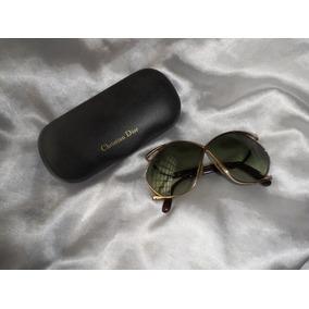 Raro Óculos De Sol Fem.christian Dior Spyder,áustria,déc80