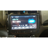 My Link Radio Moldura Chevrolet Cobalt Ltz Original