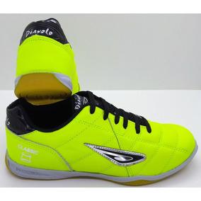 78a2bc42e468b Tenis Futsal - Chuteiras Amarelo no Mercado Livre Brasil